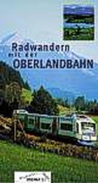 Radwandern mit der Bayerischen Oberlandbahn Lkr. Miesbach 1 : 50 000 als Buch