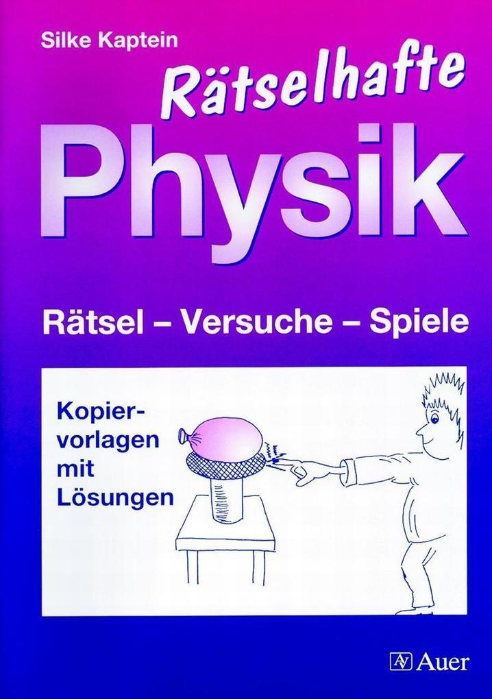 Rätselhafte Physik als Buch
