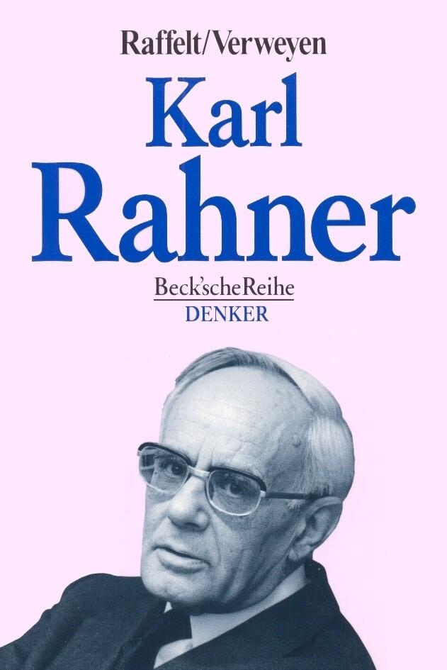 Karl Rahner als Taschenbuch
