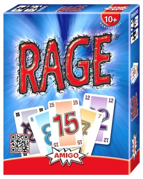 Rage als Spielwaren