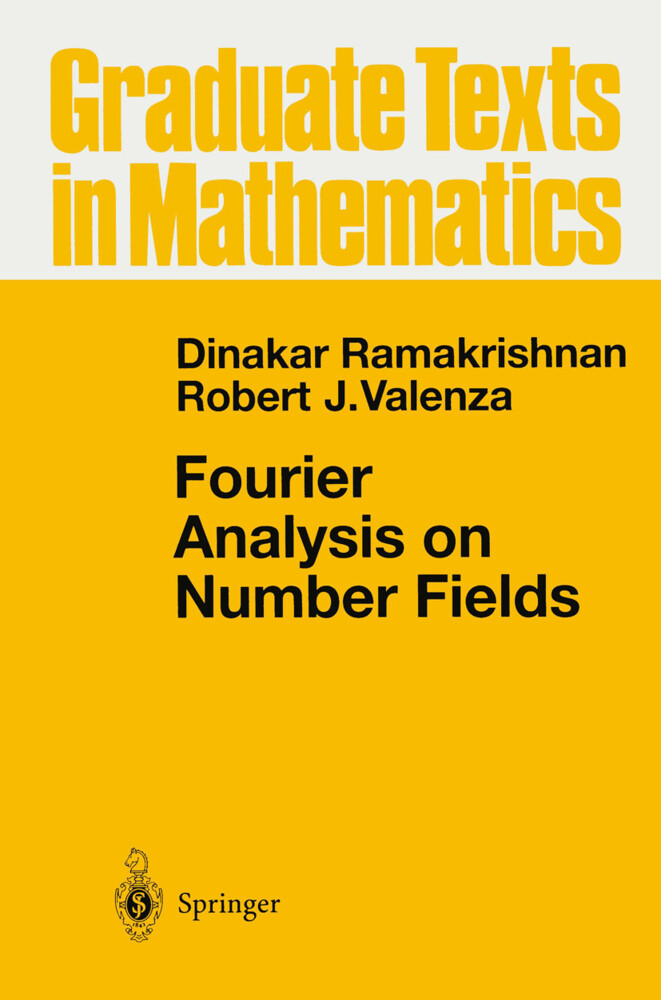 Fourier Analysis on Number Fields als Buch