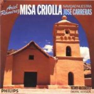 Misa Criolla/Navidad Nuestra als CD