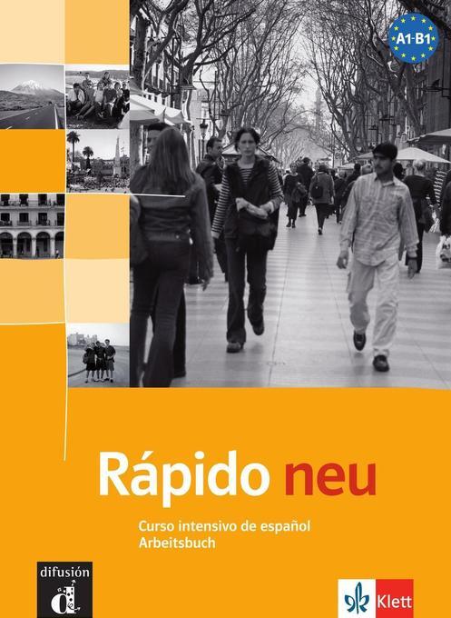 Rapido Neu. Arbeitsbuch als Buch