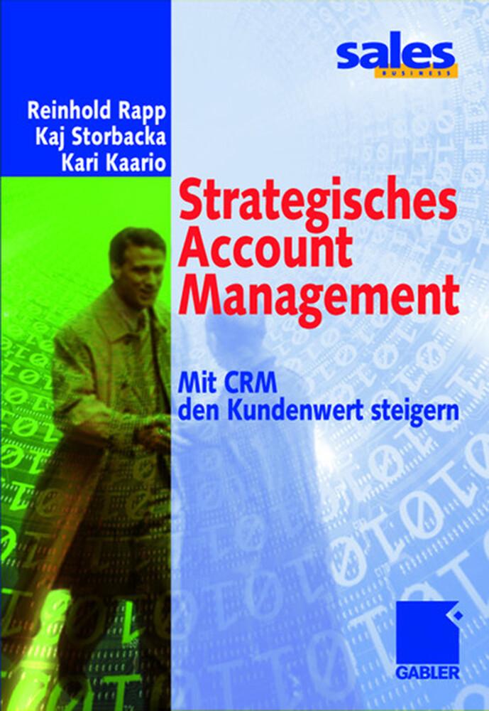 Strategisches Account Management als Buch