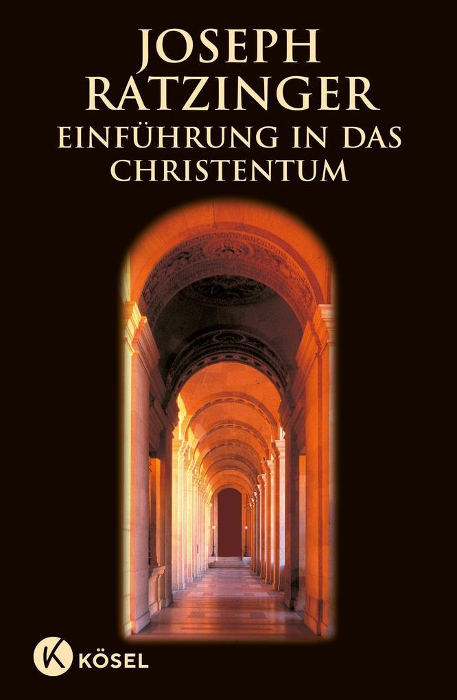 Einführung in das Christentum als Buch