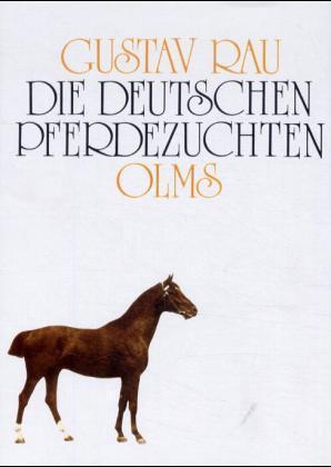 Die deutschen Pferdezuchten als Buch