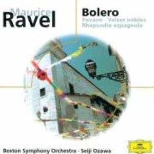 Bolero/Rhapsodie Espagnole/Valses/+ als CD