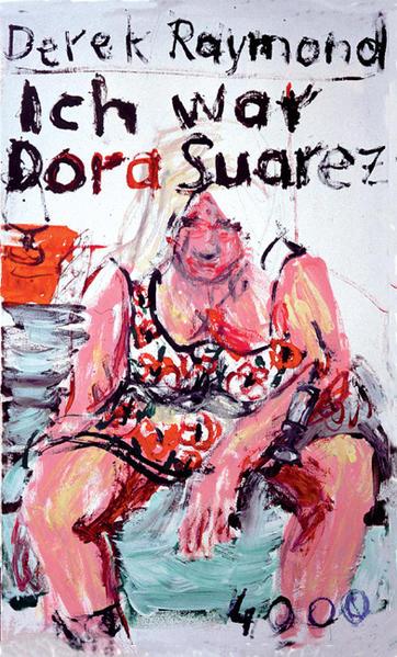 Ich war Dora Suarez als Buch