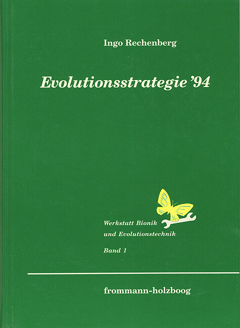 Evolutionsstrategie '94 als Buch
