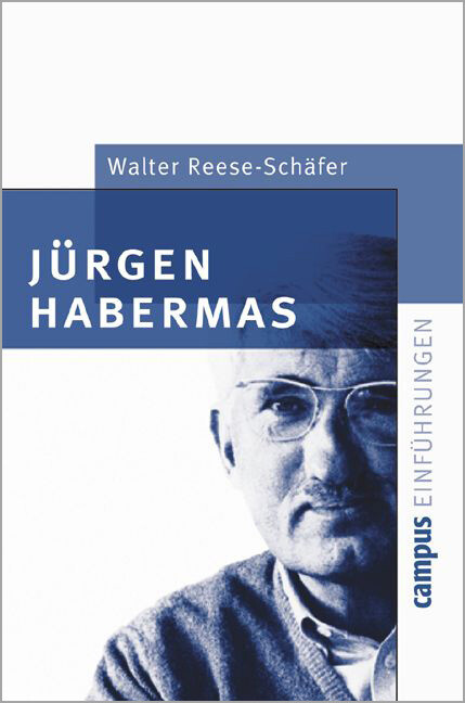 Jürgen Habermas als Buch