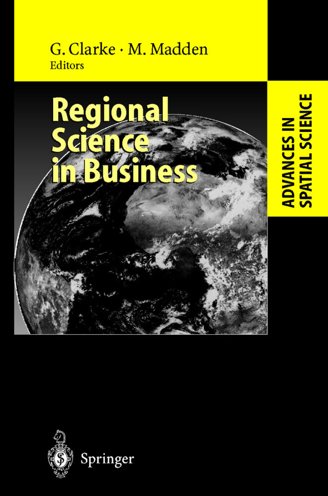 Regional Science in Business als Buch