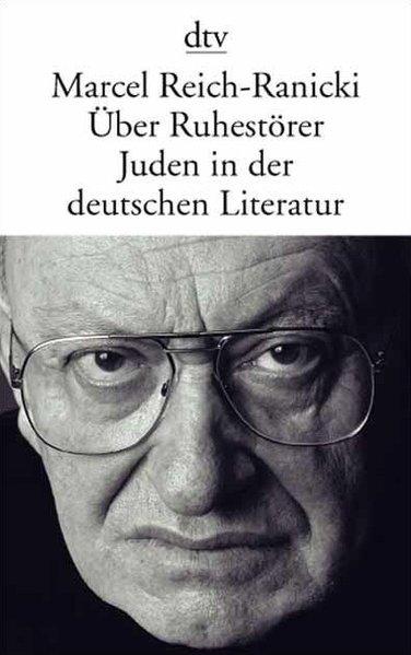 Über Ruhestörer. Juden in der deutschen Literatur als Taschenbuch