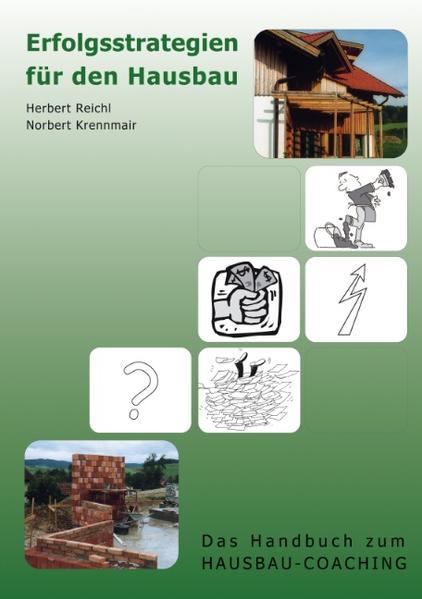 Erfolgsstrategien für den Hausbau als Buch