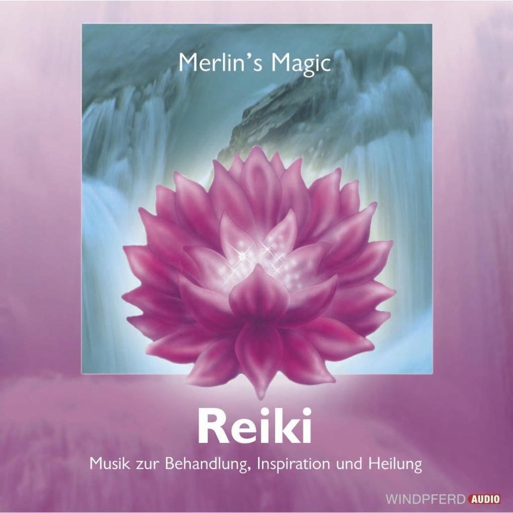 Reiki. CD als Hörbuch
