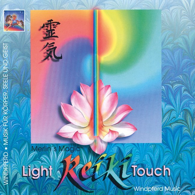 Reiki - Light Touch als Hörbuch