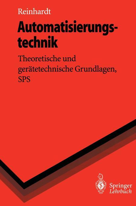 Automatisierungstechnik als Buch