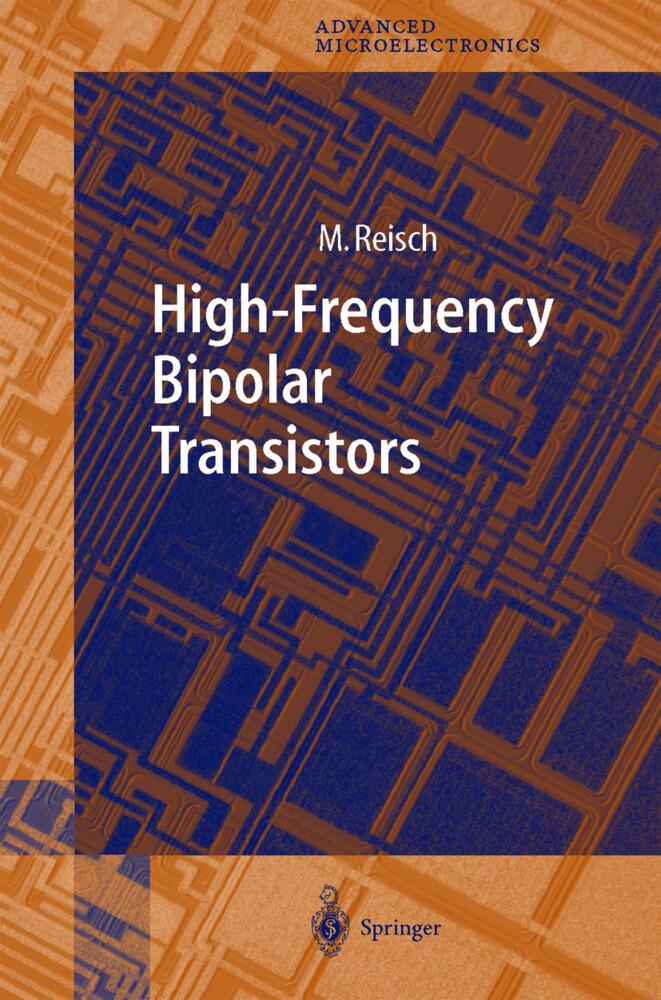 High-Frequency Bipolar Transistors als Buch (gebunden)