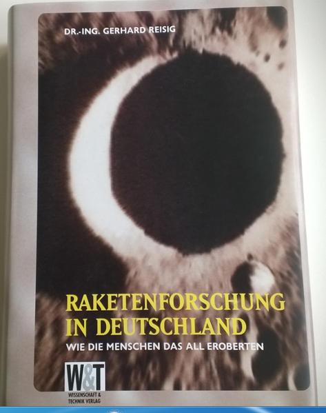 Raketenforschung in Deutschland als Buch