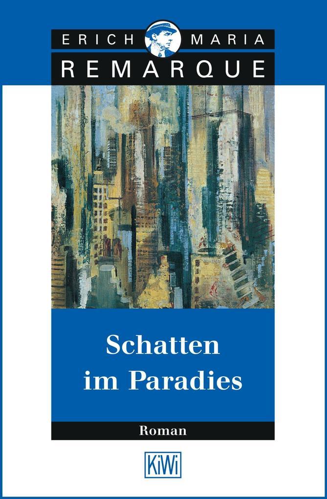 Schatten im Paradies als Taschenbuch