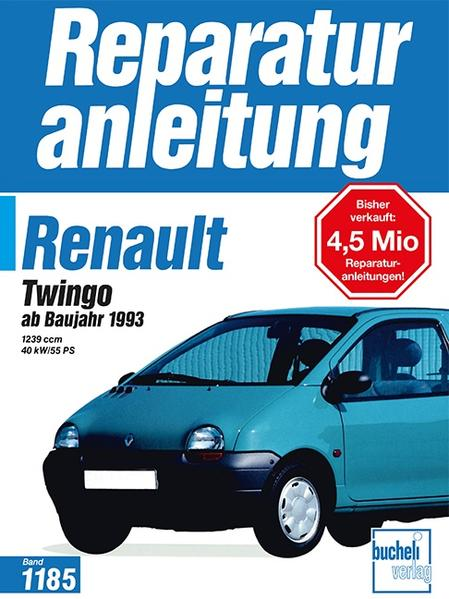 Renault Twingo (ab 1993) als Buch
