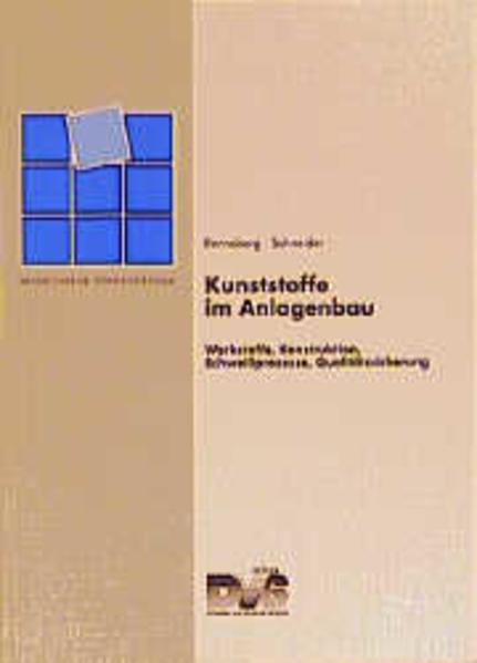 Kunststoffe im Anlagenbau als Buch von Horst Re...