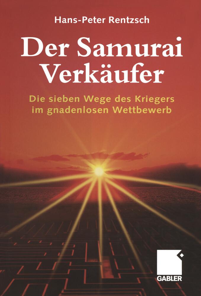 Der Samurai-Verkäufer als Buch