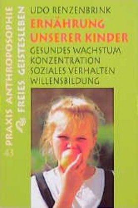 Ernährung unserer Kinder als Buch