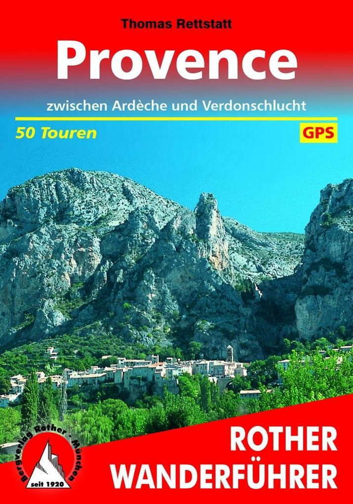 Provence als Buch