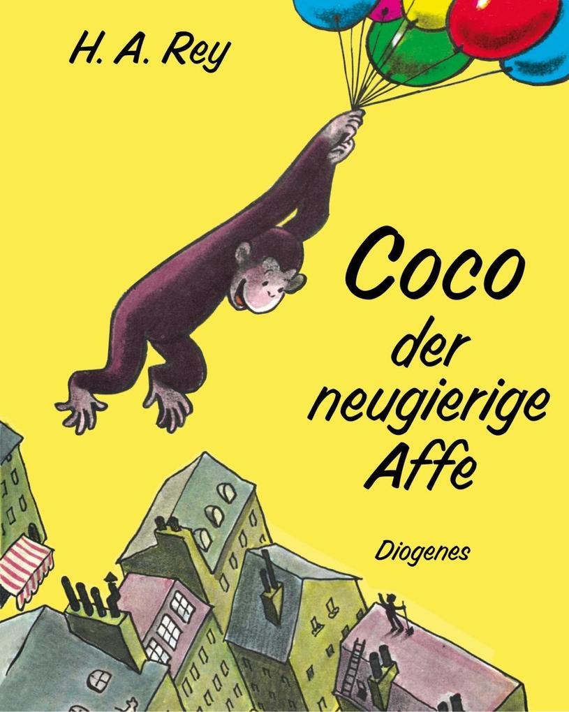 Coco der neugierige Affe als Buch (gebunden)