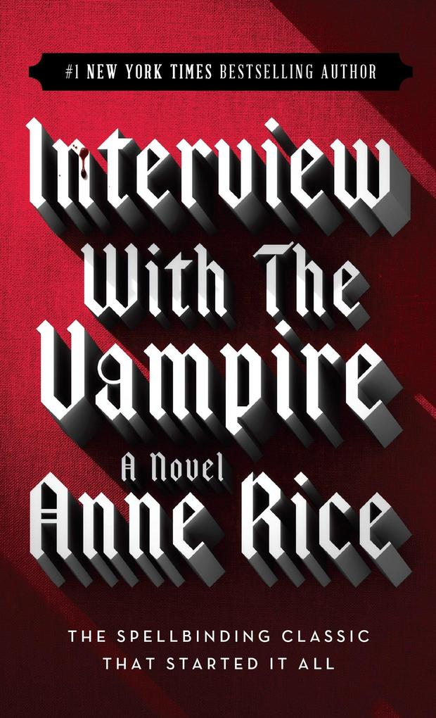 Interview With The Vampire als Taschenbuch