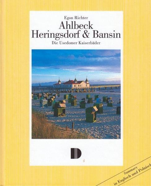Ahlbeck, Heringsdorf, Bansin als Buch