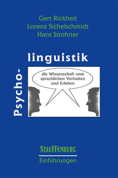 Psycholinguistik als Buch