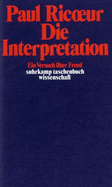 Die Interpretation als Taschenbuch