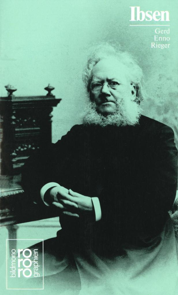 Henrik Ibsen als Taschenbuch