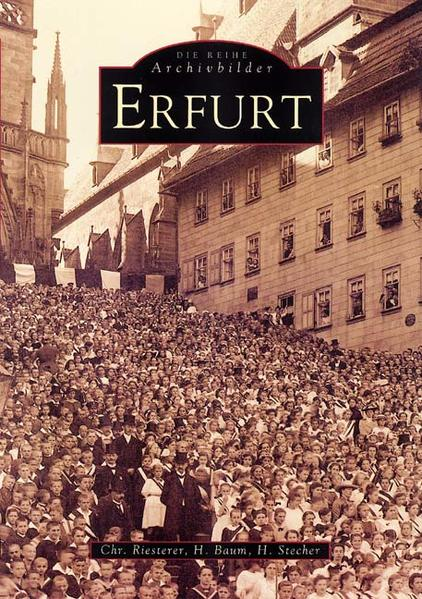 Erfurt als Buch