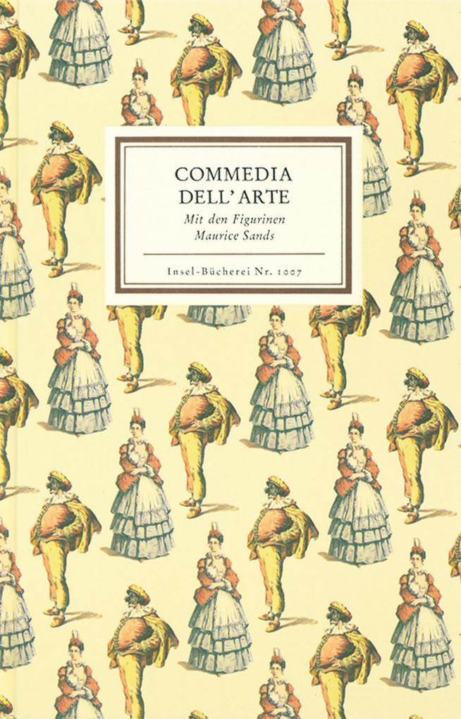 Commedia dell' Arte als Buch