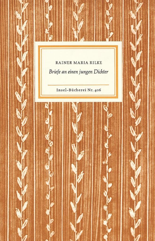 Briefe an einen jungen Dichter als Buch