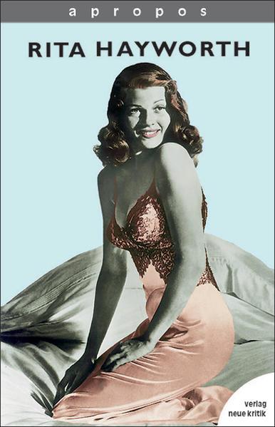 Rita Hayworth als Buch