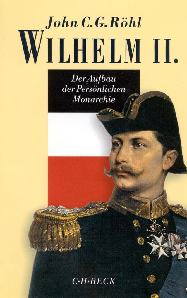 Wilhelm II als Buch