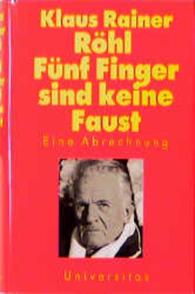 Fünf Finger sind keine Faust als Buch