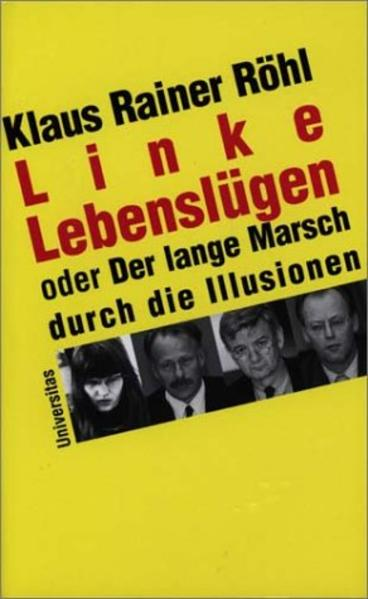 Linke Lebenslügen als Buch