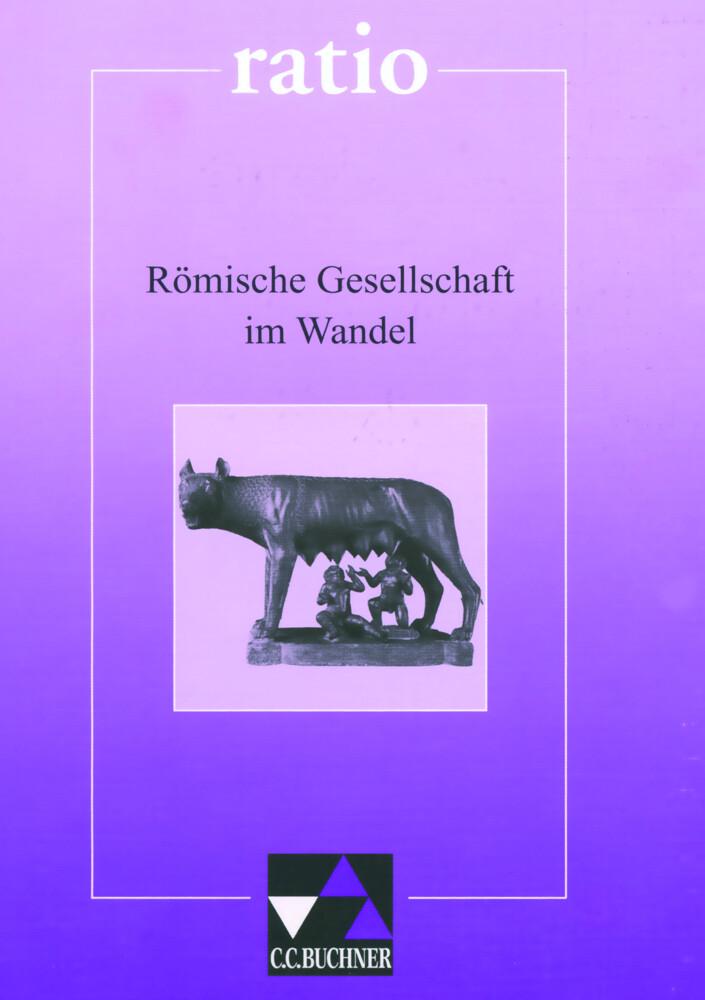 Römische Gesellschaft im Wandel als Buch