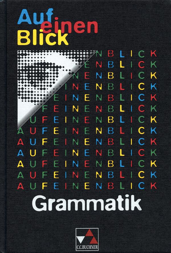 Auf einen Blick: Grammatik. Neu. RSR als Buch
