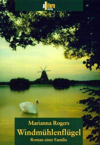 Windmühlenflügel als Buch