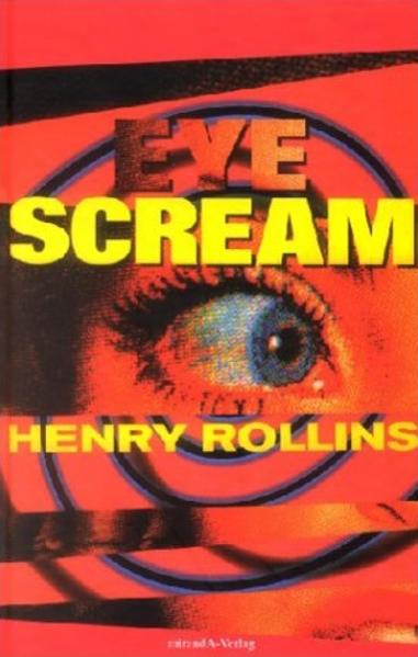 Eye Scream als Buch