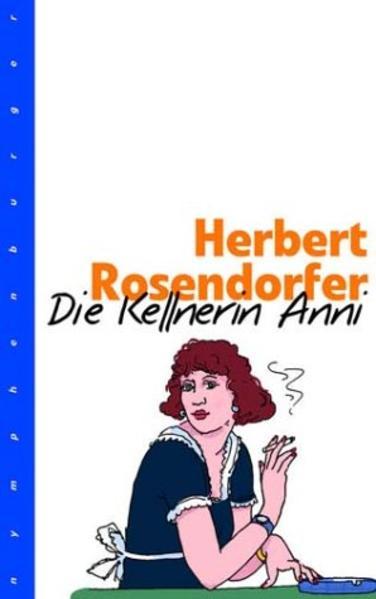Die Kellnerin Anni als Buch