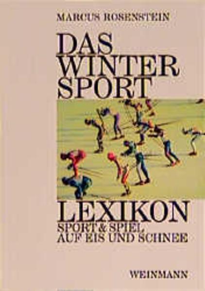 Das Wintersport Lexikon als Buch