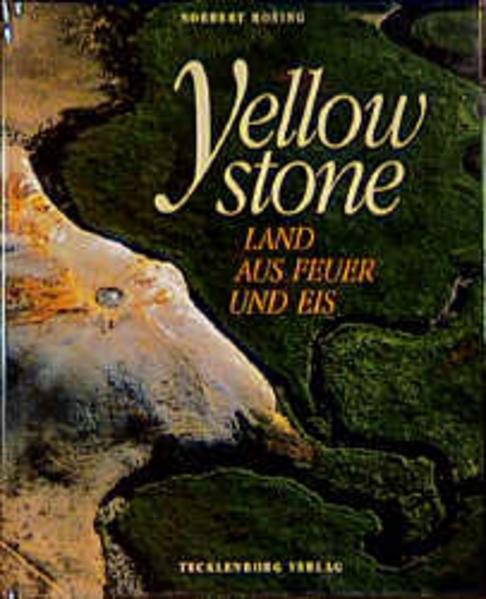 Yellowstone als Buch