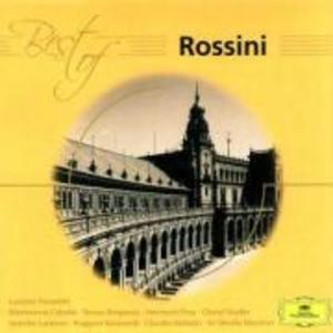 Best Of Rossini als CD