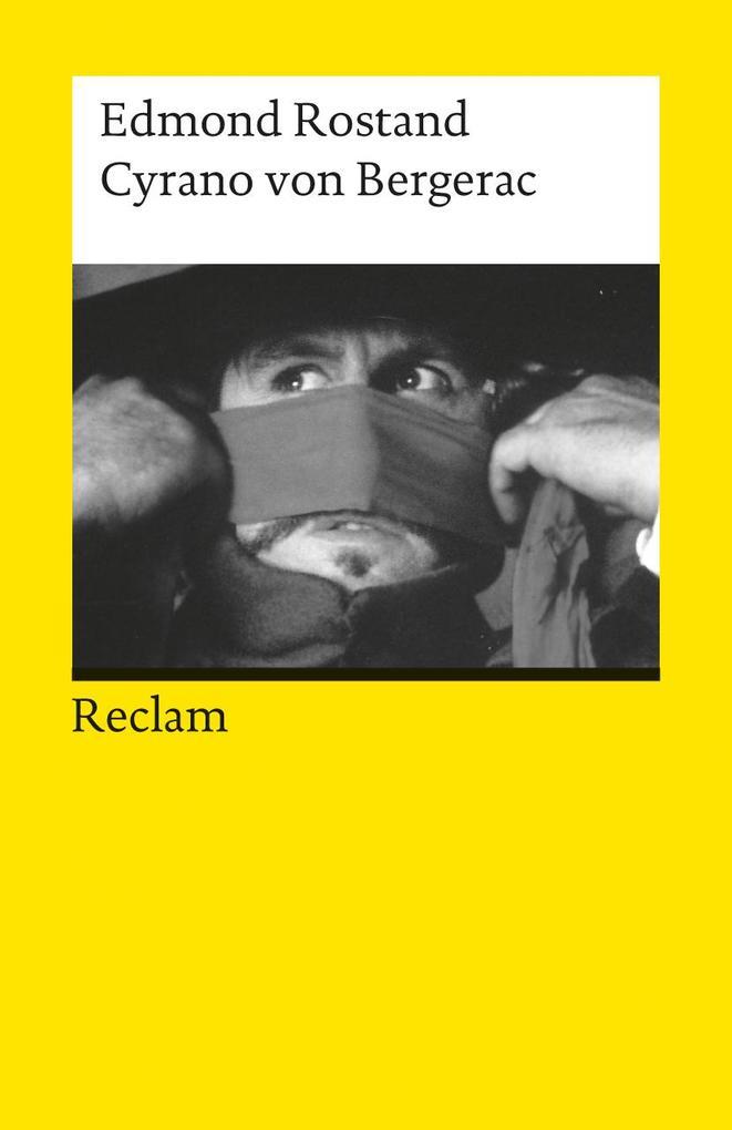 Cyrano von Bergerac als Taschenbuch